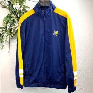 Pacers Long Sleeve Full Zip Jacket